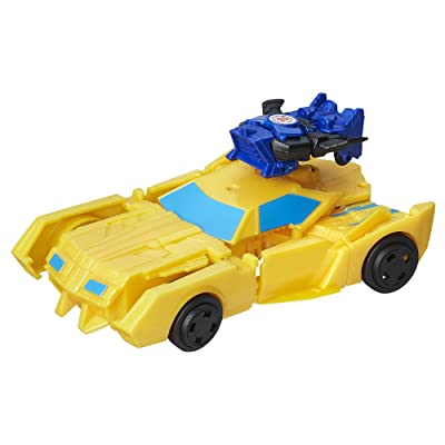 Transformers RID Combiner Force Activator Combiners Bumblebee and Stuntwing: Toys & Games