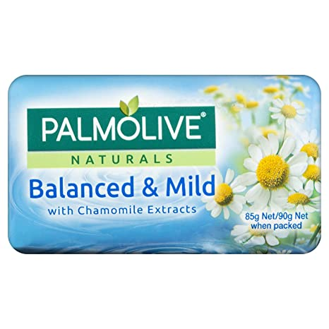 palmolive bar soap history