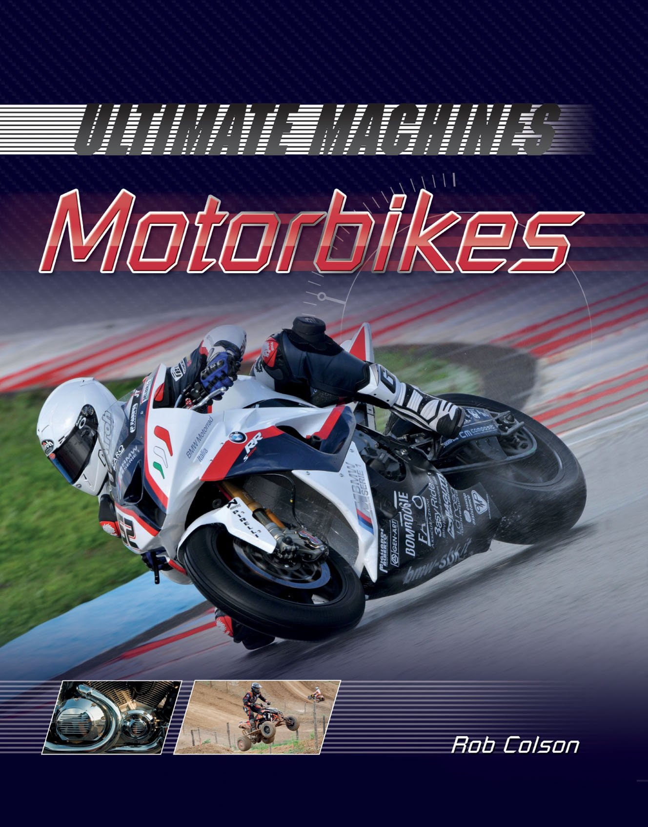 Motorbikes (Ultimate Machines)