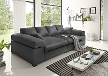 Reboz Big Sofa Weiß Grau Beige Braun Schwarz Megasofa