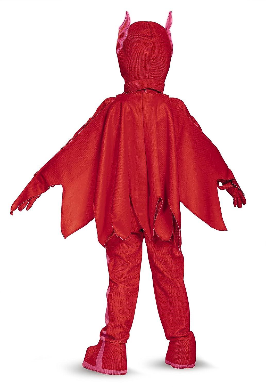 PJ Masques owlette Deluxe Costume enfant - rouge - M: Amazon.es: Ropa y accesorios