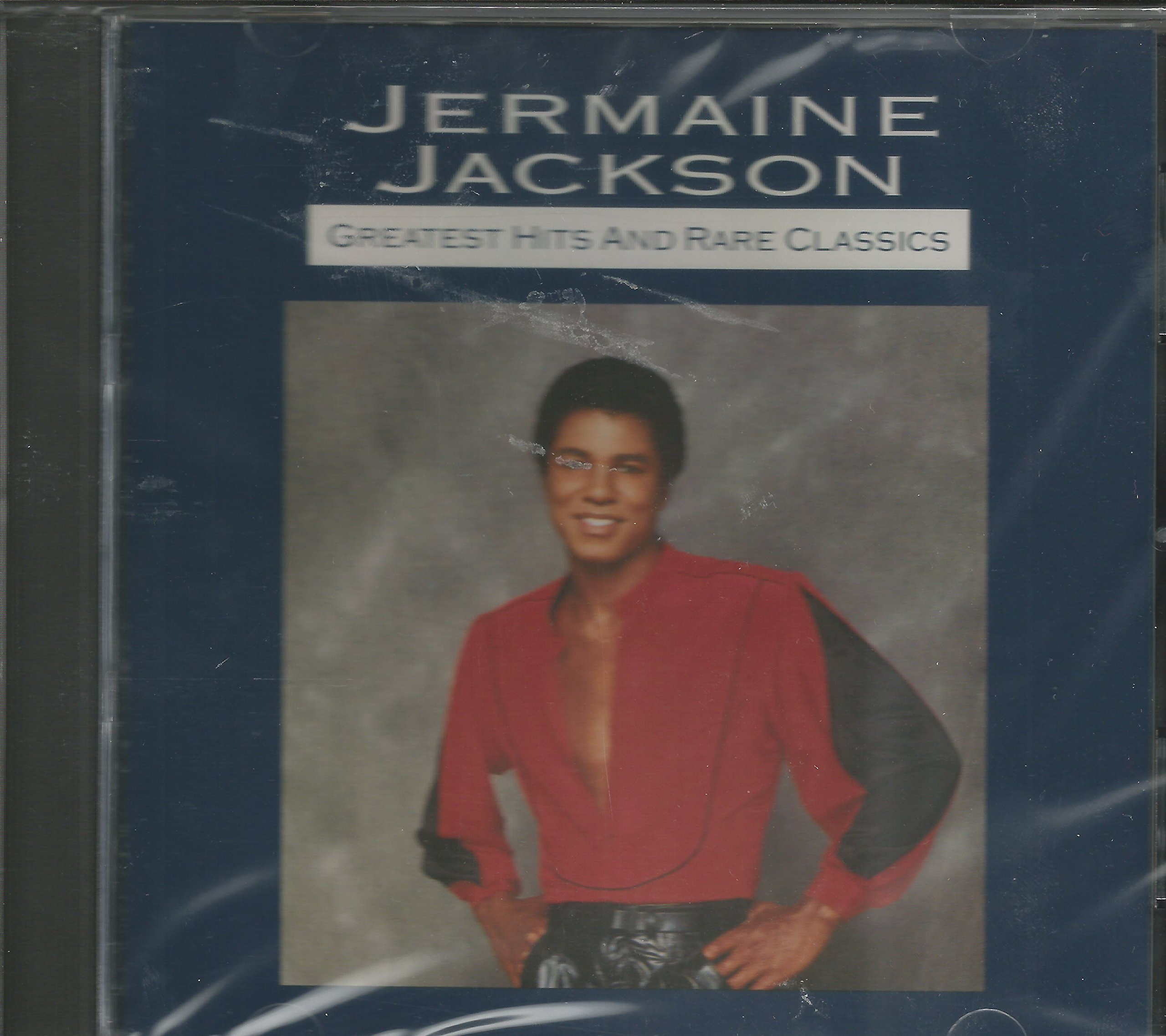 Jermaine Jackson: Greatest Hits & Rare Classics