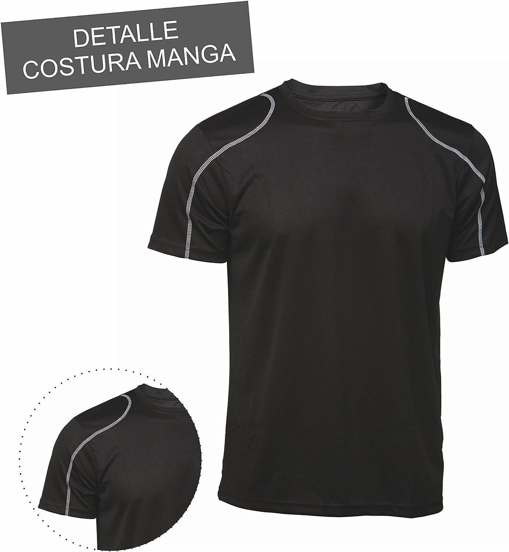 Unisex Adulto Asioka 75//09/Maglietta a Maniche Corte