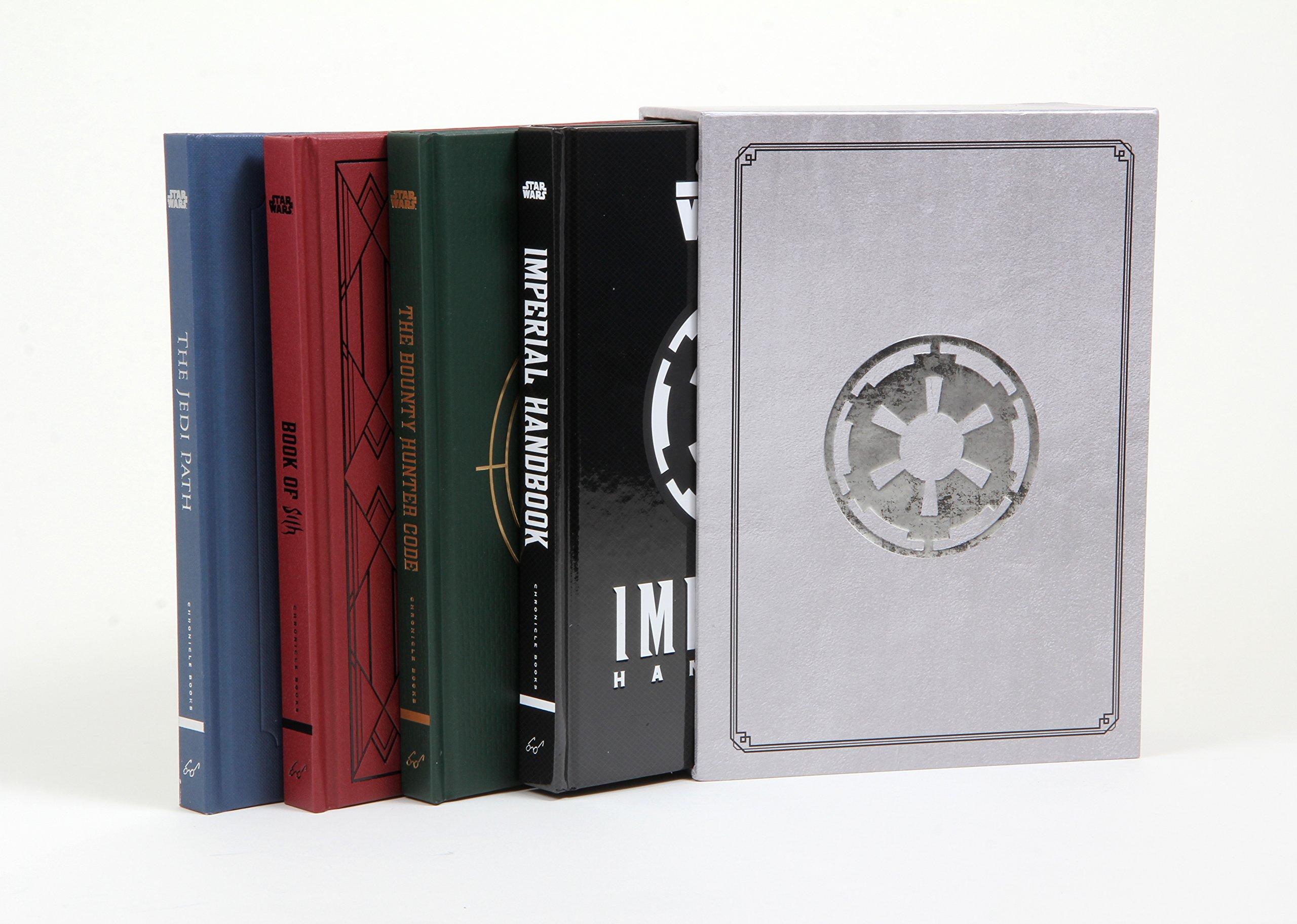BOXED-STAR WARS(R) SECRETS 4V: Amazon.es: Wallace, Daniel: Libros en idiomas extranjeros