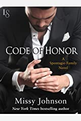 Code of Honor: A Spontagio Family Novel Kindle Edition