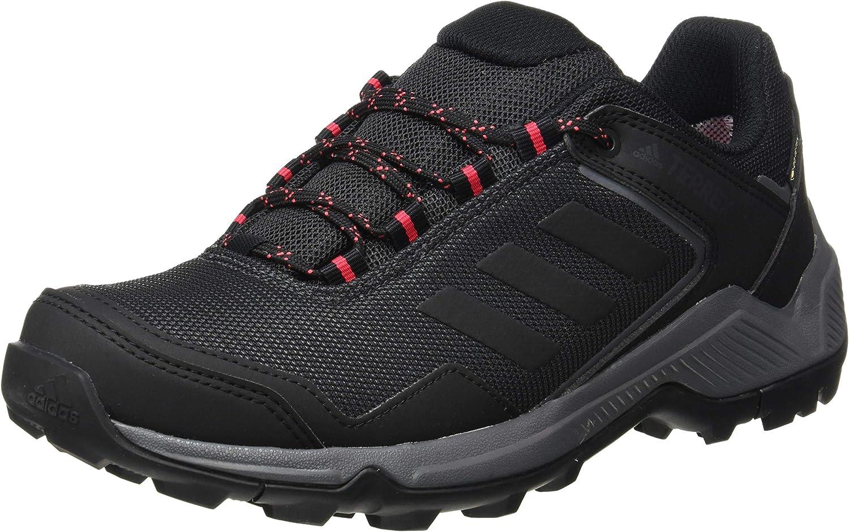 Adidas Terrex EASTRAIL GTX W, Zapatillas de Deporte para Mujer, Multicolor (Carbon/Negbás/Rosact 000), 40 EU