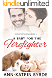 A Baby for the Firefighter (Oceanport Omegas Book 2)