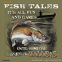 Buck Wear's Fishing Tales 2021 Wall Calendar