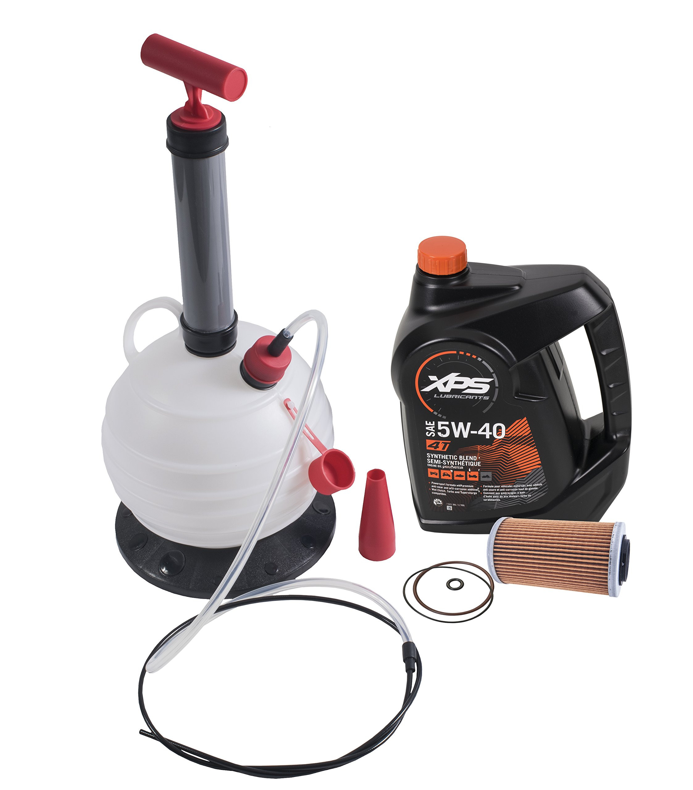 Oil Change Kit for Sea-Doo 4 Tec