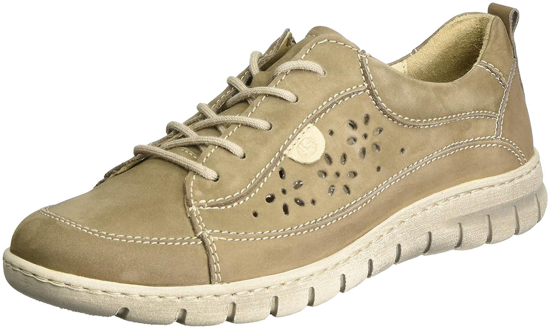Josef Seibel Steffi 23, Zapatos de Cordones Derby para Mujer 40 EU|Beige (Taupe 751250)