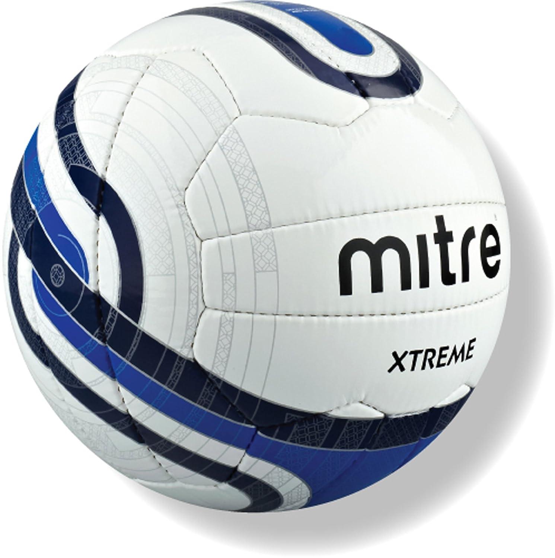 Mitre X Treme - Balón de fútbol, color blanco, talla 3: Amazon.es ...