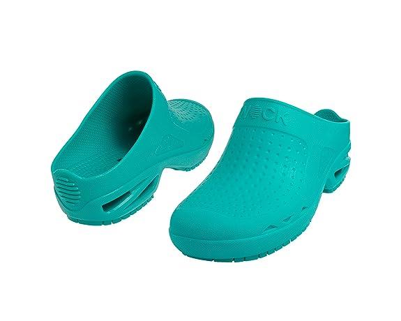 Bloc Closed - WOCK Professional Footwear - Sterilizable, Antislip, Shock  Absorption, Breathable, Washable, Unisex: Amazon.co.uk: Shoes & Bags