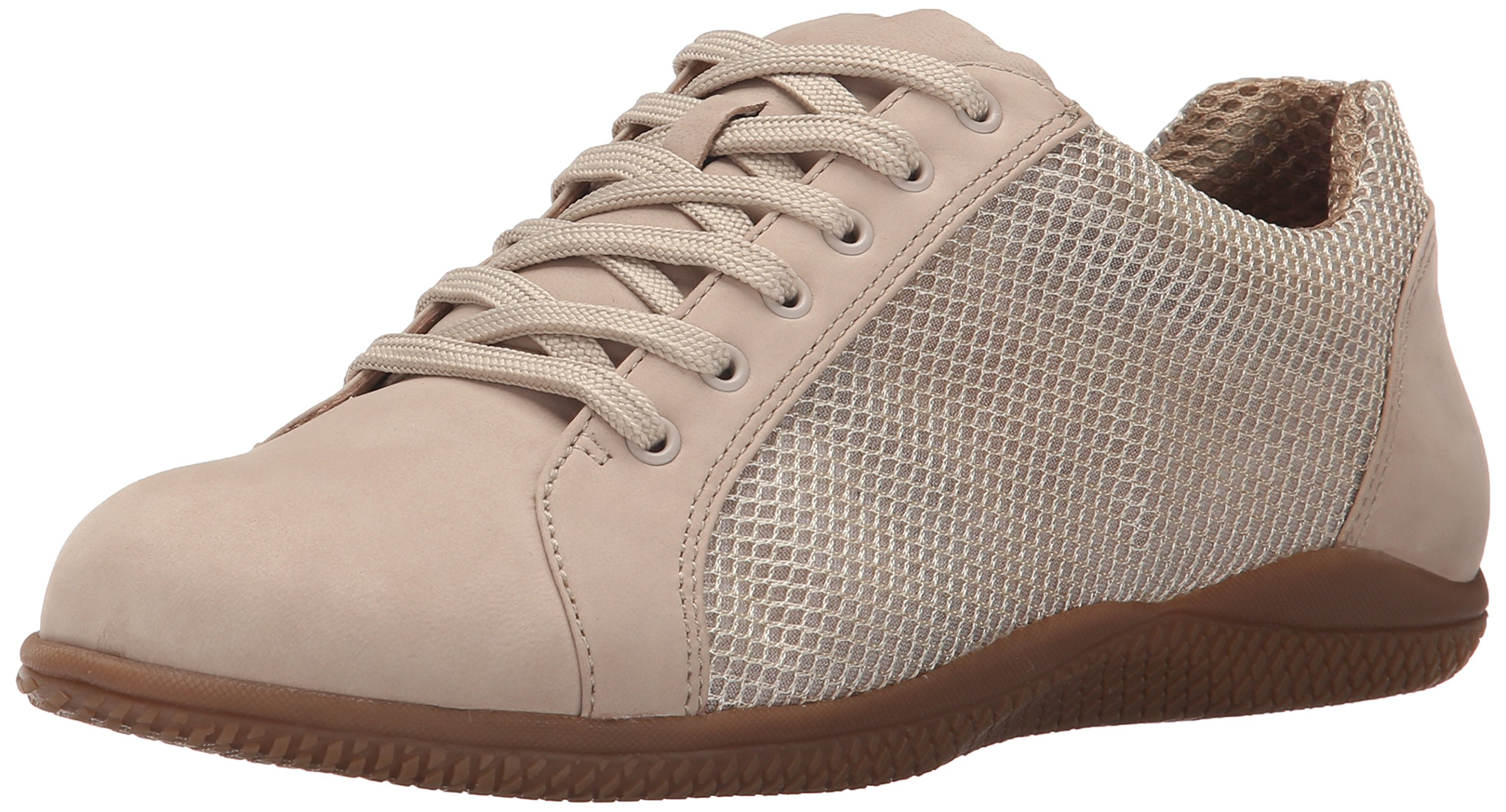 SoftWalk Women's Hickory Oxford, Sand, 7.5 M US