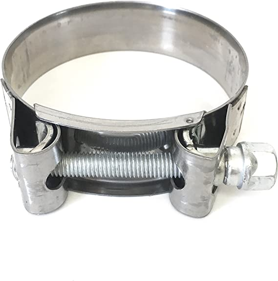 T-Bolt Hose Clamp 25 Pack Mikalor 0.78 Wide x 0.04 Thick 1-3//4 Hose