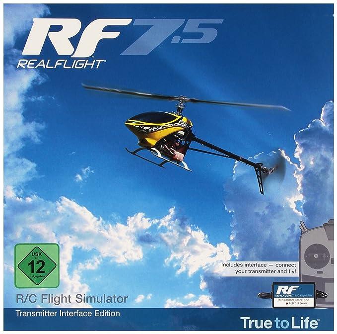 1 opinioni per Realflight- Gpmz 4535- Modellazione- Aviation- Interfaccia Edition- 7.5