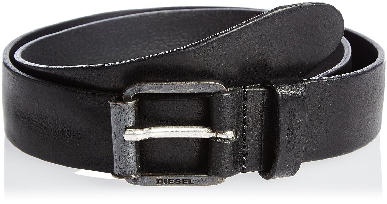 (ディーゼル) DIESEL メンズ ベルト - B-WRING - belt B01AK3HRDY  ブラック 90