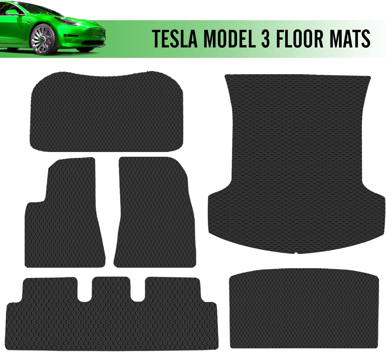 topfit Model 3 Consola central Portavasos de silicona Portavasos de agua Insertar soporte para botellas Asiento delantero delantero Organizador de vasos Accesorios para el Model 3
