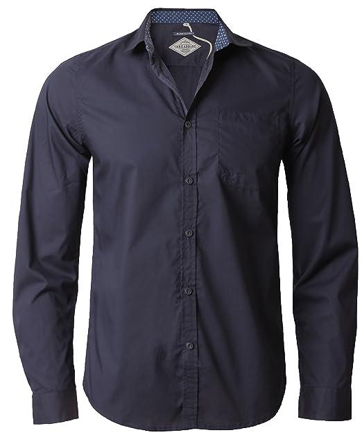 Threadbare - Camiseta de manga larga - para hombre kPN4IBC