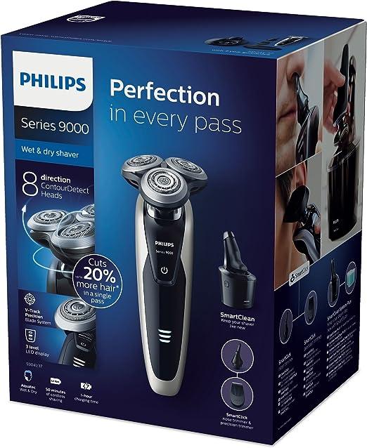 Philips SHAVER Series 9000 S9041/37 - Afeitadora (Máquina de ...