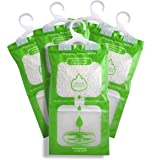 FSS UK SALE OFFER!! 12 X LARGE Hanging Wardrobe Cupboard Dehumidifier Bags. STOPS Damp Mould Moisture Condensation 210 g