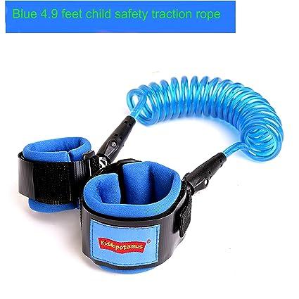 Arnés para niños pequeños Correa para caminar-Anti Perdió el  brazalete-Pulsera anti- 7446e0d0c820