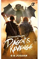 Dagon's Revenge (Austerley & Kirkgordon Book 3) Kindle Edition
