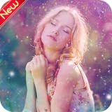 Glitter Sparkle Camera Photo Effect for Pictures/pip makeup collage snapfilters photo editor