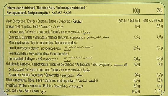 Gullón Vitalday Sandwich Yogur Galleta Desayuno y Merienda - Paquete de 5 x 44 gr - Total: 220 gr: Amazon.es: Amazon Pantry