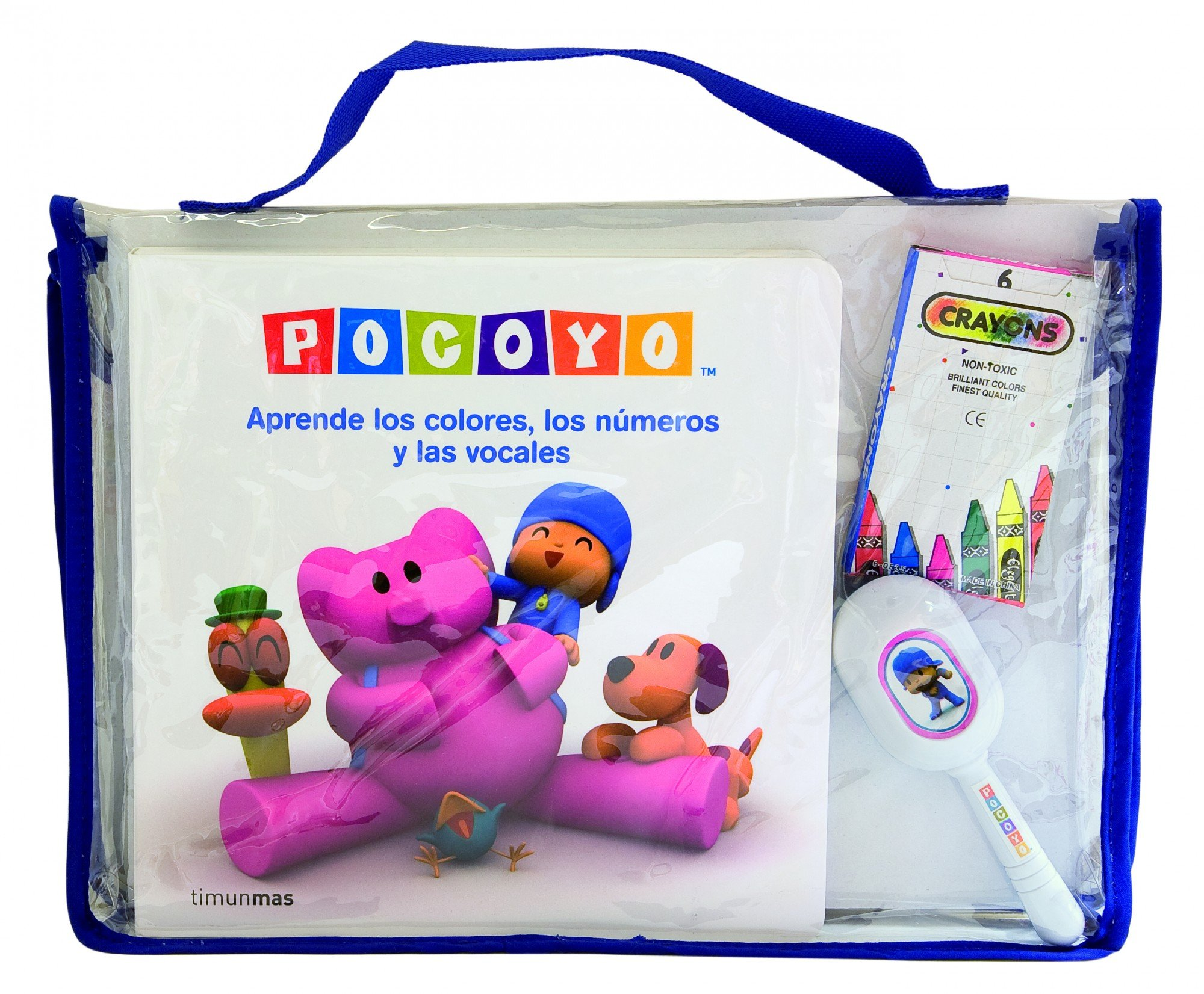 Maleta Pocoyo (Spanish) Board book – 2009