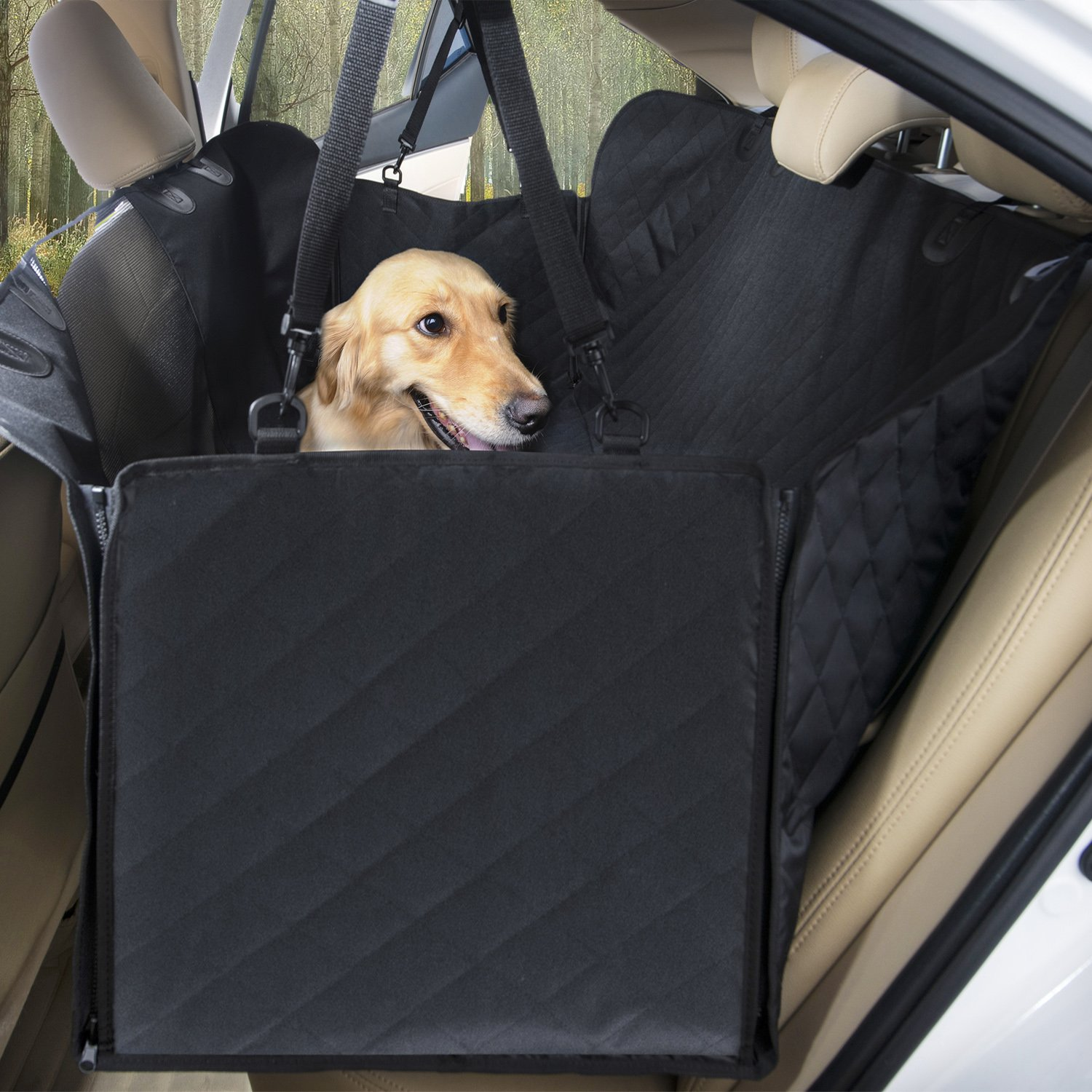 myhappyhub unique chair views design hammock dog for car