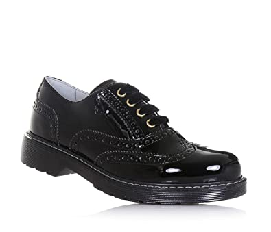 NERO GIARDINI - Schwarzer Stiefel aus Leder, made in Italy, seitlich ein  Reißverschluss, 22926a9d7e