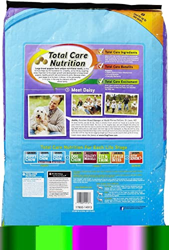 Purina 178114 Puppy Chow Large Breed