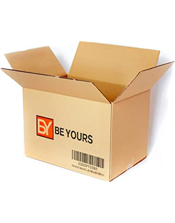 e71405349 BeYours Pack de 20 Cajas de Cartón - 430 x 300 x 250 mm - DISPONIBLE