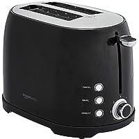 AmazonBasics 2-Slot Toaster, Black