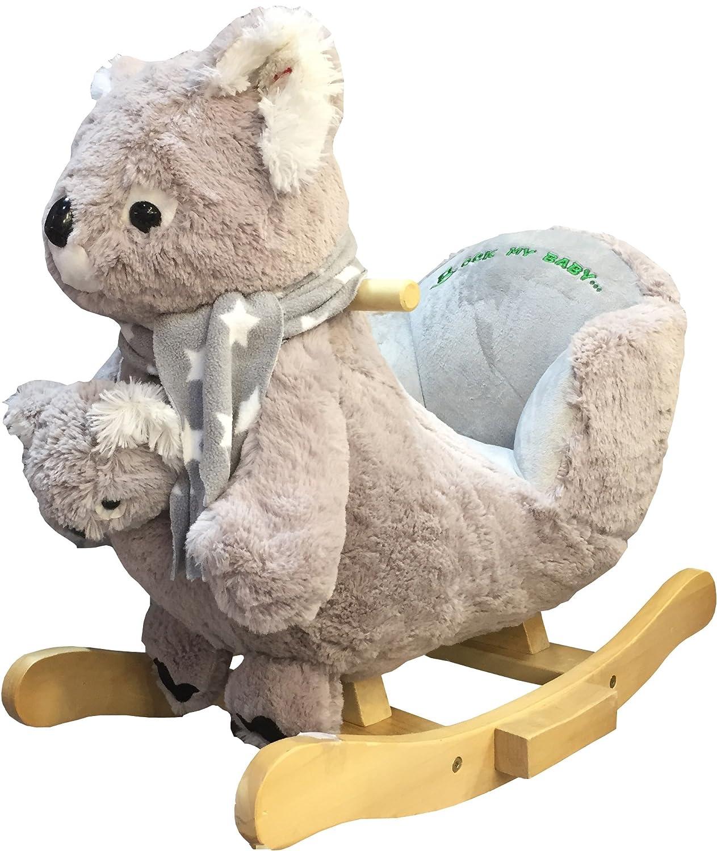 'Balancín KoalaPaddy 60076, Beige knorr-baby GmbH