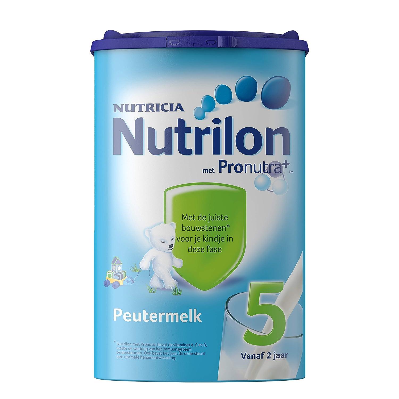 Nutrilon 5 mit Pronutra Folgemilch - Aptamil 5 - 2er Pack (2 x 800 g)