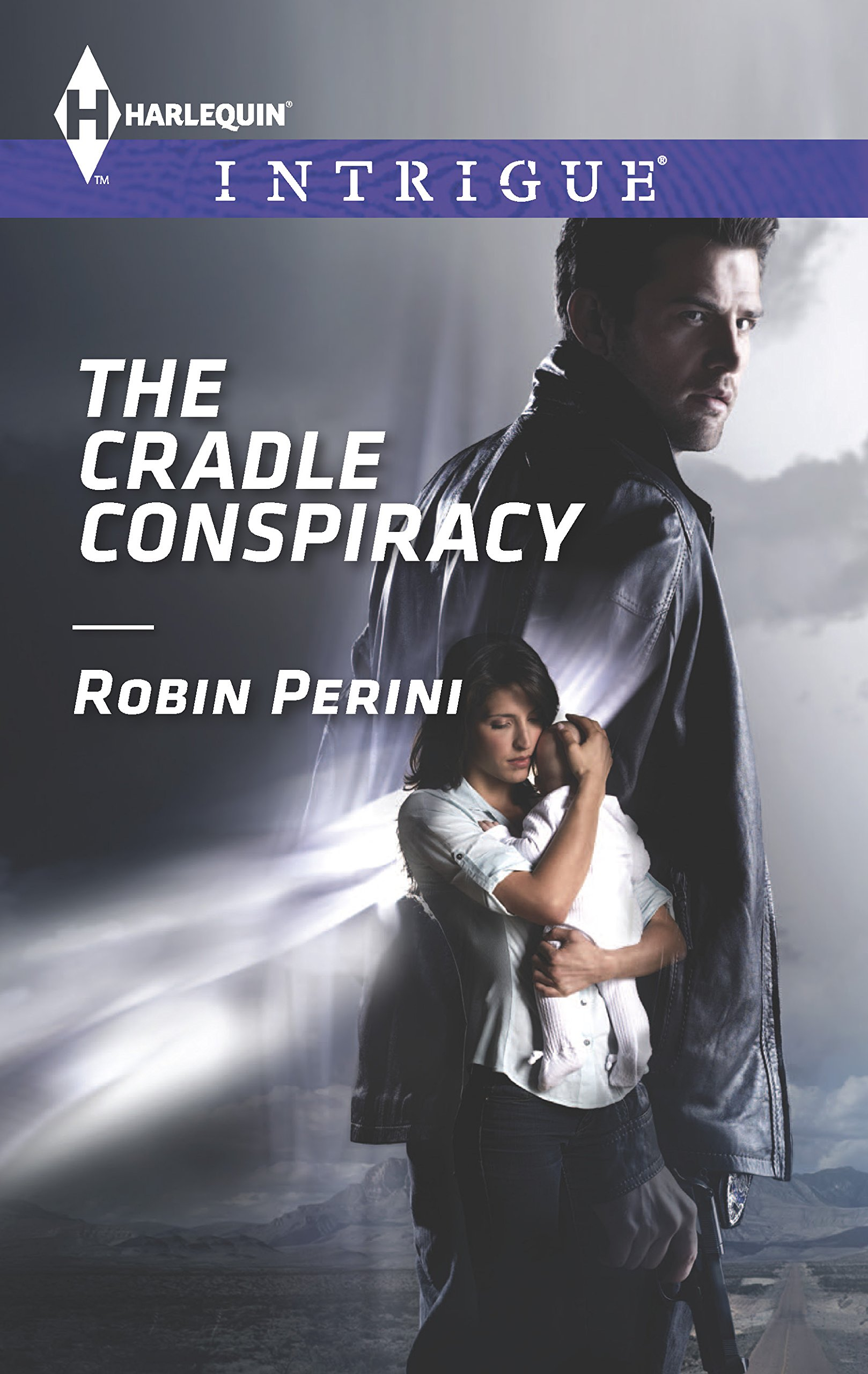 The Cradle Conspiracy (Harlequin Intrigue): Robin Perini: 9780373697328: Amazon.com: Books