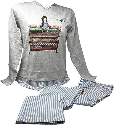 Aznar Gorjuss The Princess And The Pea – Pijama con caja de regalo – Niña/niña Varias tallas disponibles