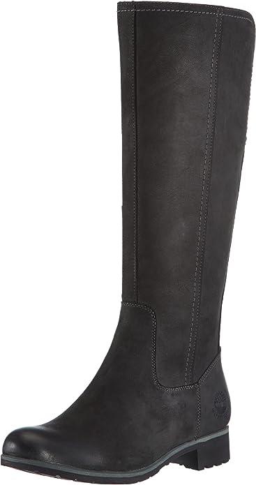 Putnam Knee-High Boot Black Size