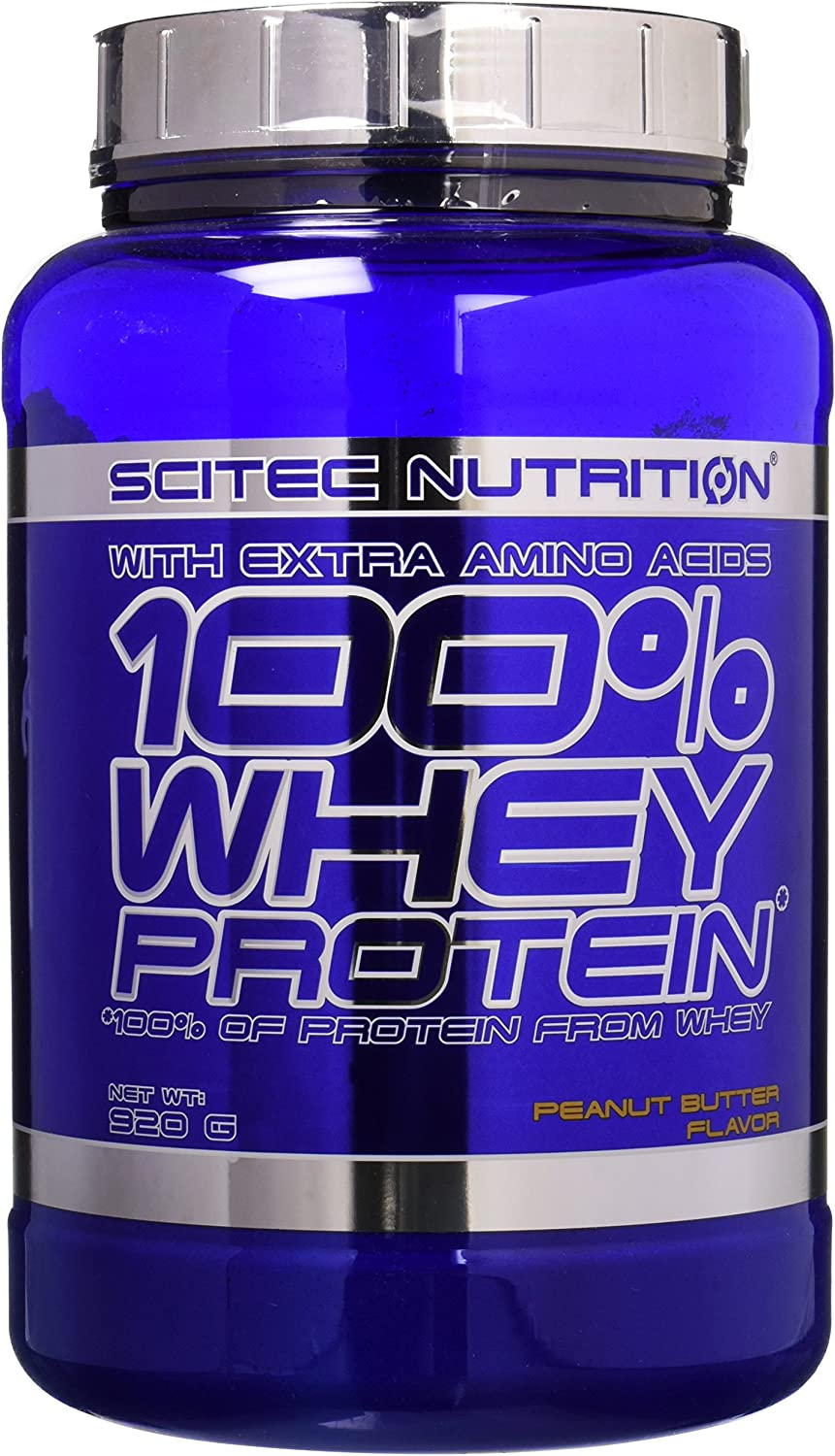 Price reduction 100% whey Our shop OFFers the best service Protein - 2 Scitec Peanut lbs nutrition Butter