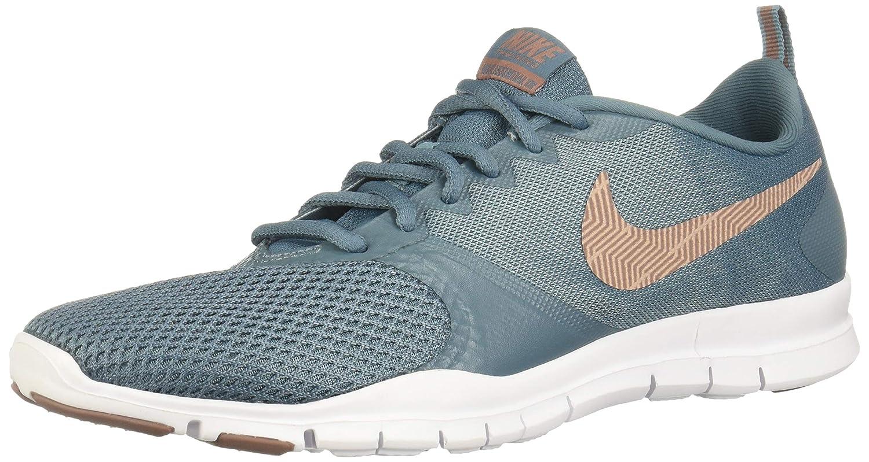 MultiCouleure (Celestial Teal Particle Beige 400) Nike WMNS Flex Essential TR, Chaussures de Fitness Femme 35.5 EU