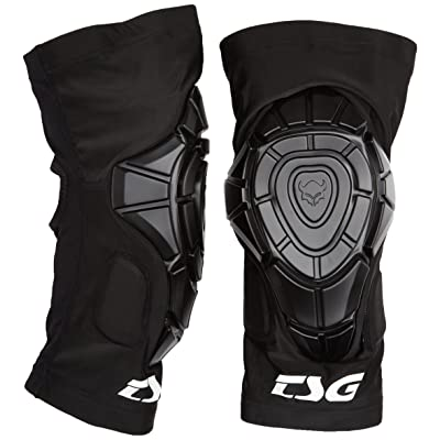 TSG - Knee-Sleeve Joint Pads for Bicycle (Black, XXL): Toys & Games