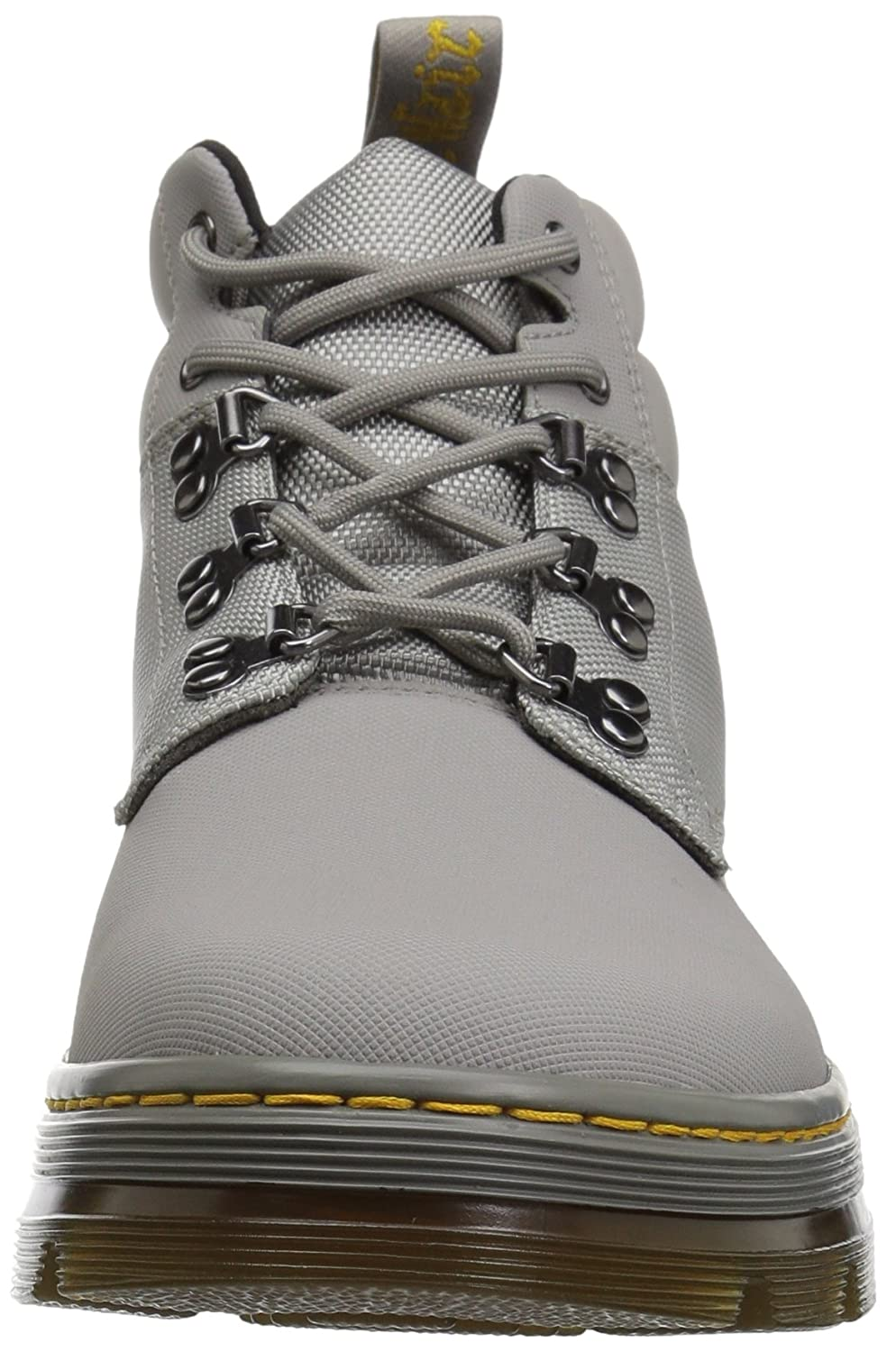 Dr. Martens Rakim Fashion Boot B0721F5QQK 4 Medium UK (US Women's 6 US)|Grey