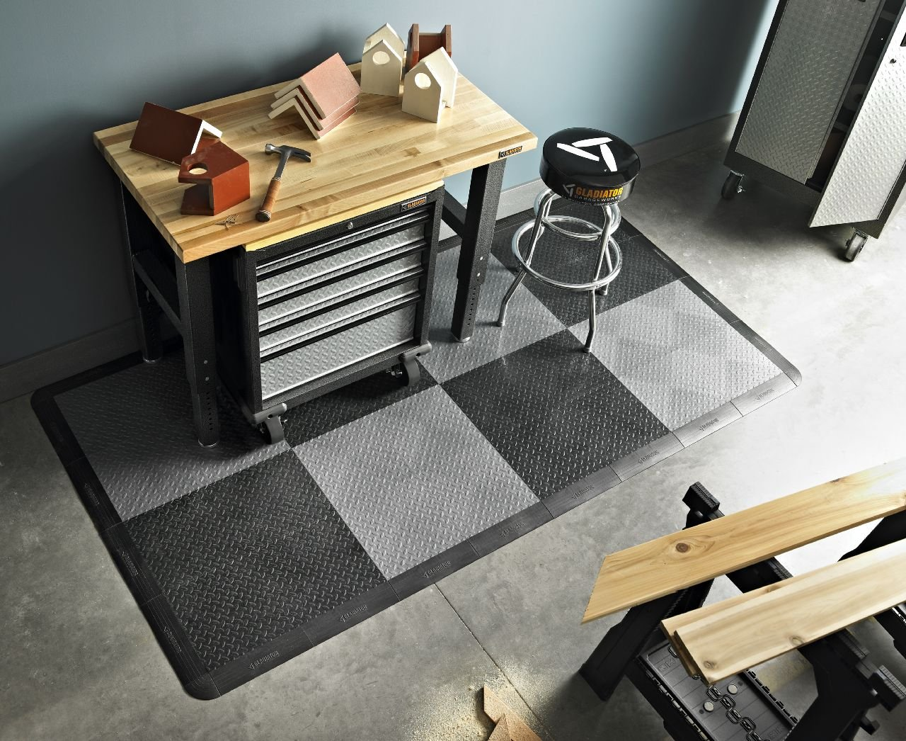Amazon gladiator floor pack home improvement dailygadgetfo Choice Image