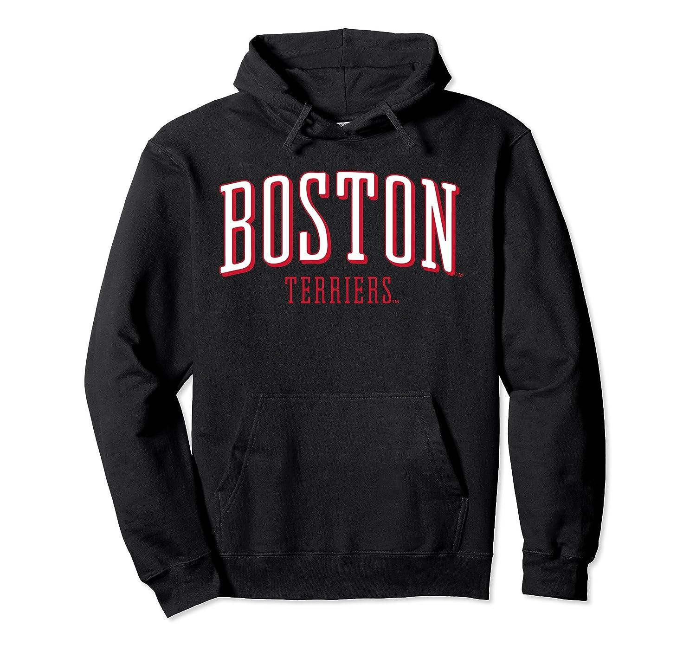 Boston University Terriers BU Women's NCAA Hoodie RYLBU07-Veotee