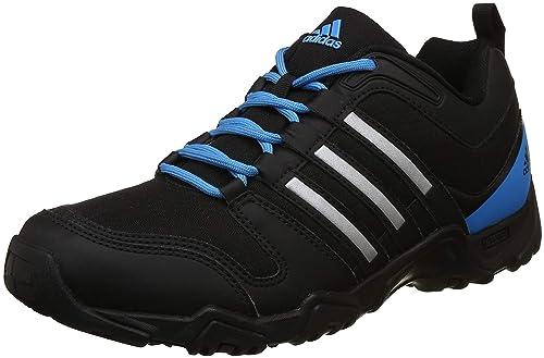 reputable site 3ad67 fd969 Adidas Mens Agora 1.0 BlackMetsilSolblu Multisport Training Shoes - 7 UK