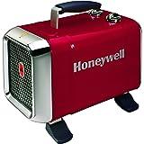 Honeywell HZ510E Radiateur Radiateur Soufflant 1800W Rouge