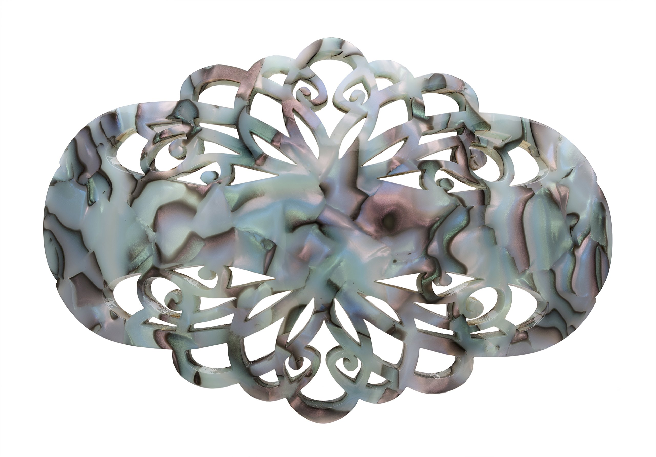 France Luxe Chicago Volume Barrette - South Sea