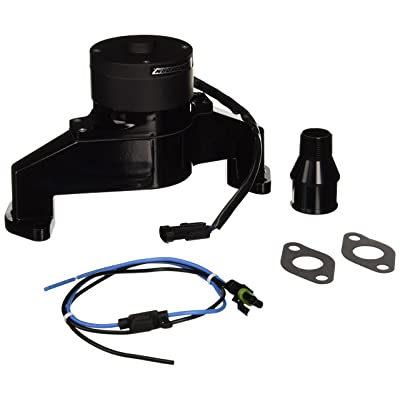Proform 68230BK Black Electric Water Pump for GM Big Block: Automotive