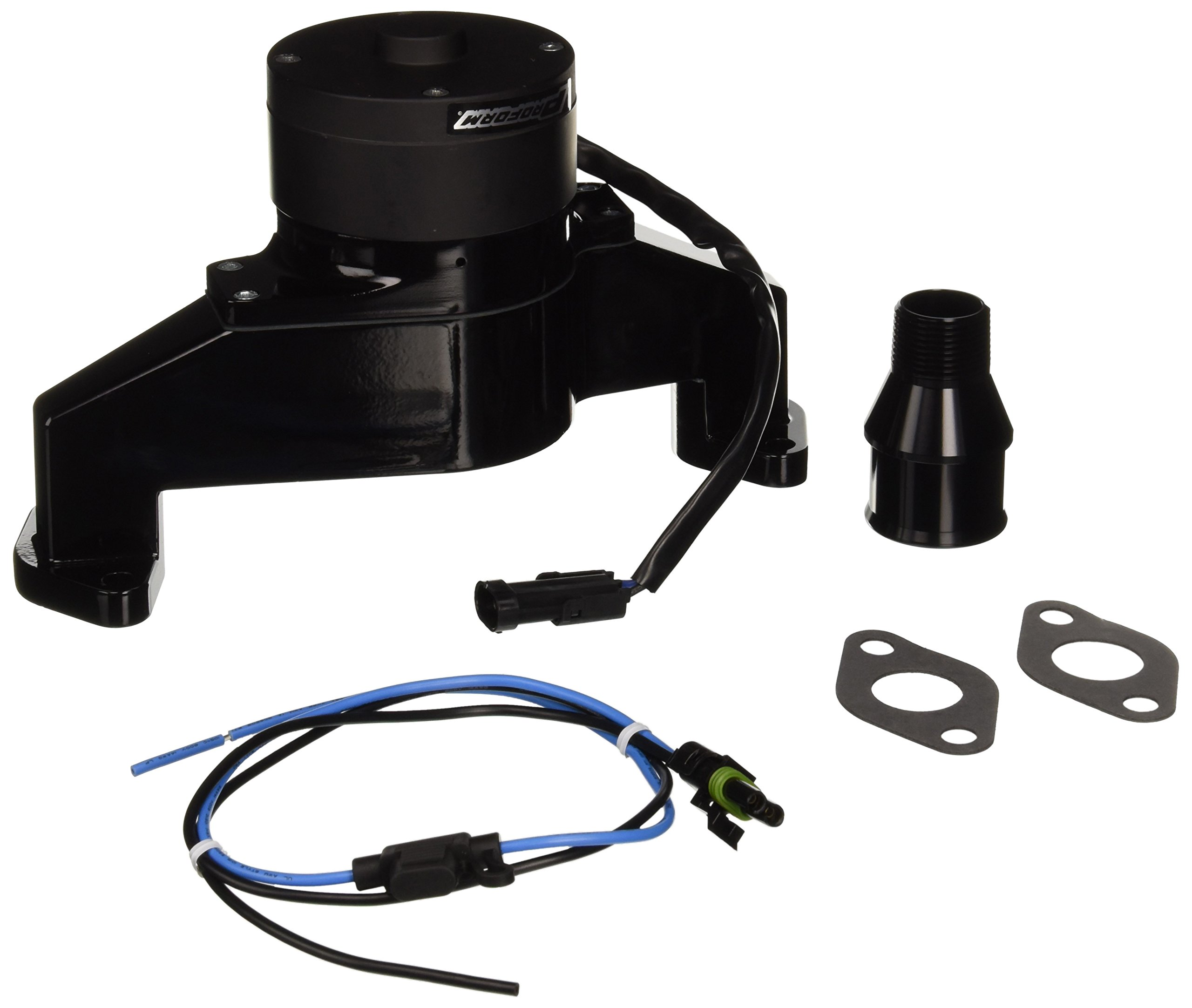 Proform 68230BK Black Electric Water Pump for GM Big Block by ProForm